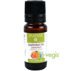 Ulei Esential Pur De Grapefruit 10ml imagine