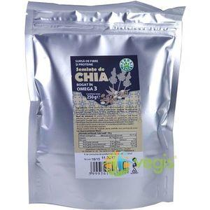 Seminte De Chia 250g imagine