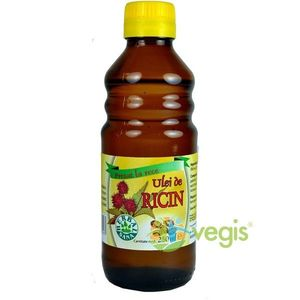 Ulei De Ricin 250ml imagine