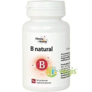 Vitamina B (Complex) 60Cpr imagine