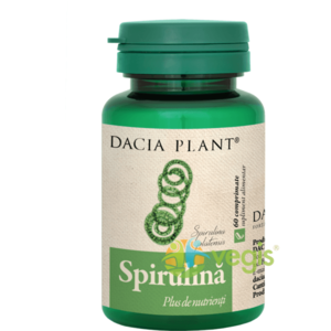 Spirulina 60Cpr imagine