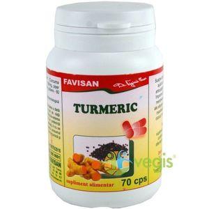 Turmeric 70cps imagine