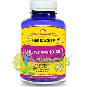 Cordyceps - Ciuperca Tibetana Forte 120Cps imagine