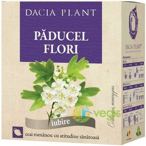 Ceai De Paducel Flori 50g imagine