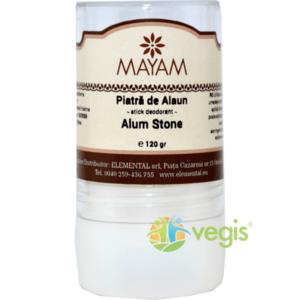 Deodorant Natural Piatra de Alaun 120g imagine
