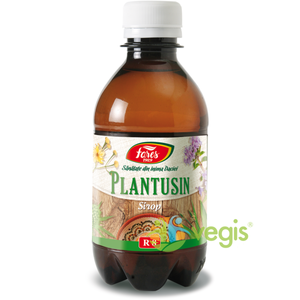 Sirop tuse - Plantusin (R8) 250ml imagine