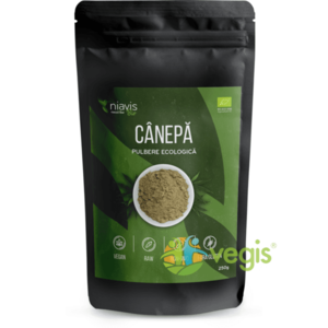 Canepa Pulbere Ecologica/Bio 250g imagine