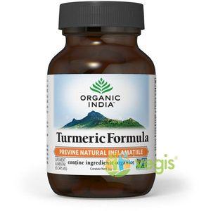 Turmeric Formula 60cps veg imagine