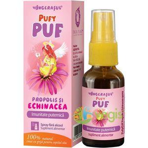 Pufy Puf Ingerasul - Propolis Si Echinacea Spray Fara Alcool 20ml imagine