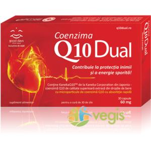Coenzima Q10 Dual 30cps imagine