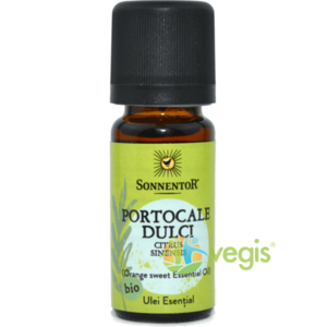Ulei Esential de Portocale Dulci Ecologic/Bio 10ml imagine