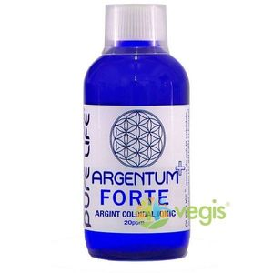 Argentum FORTE 20ppm 240ml imagine