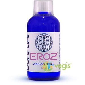 Zinc coloidal M+ EROZ 5ppm 240ml imagine