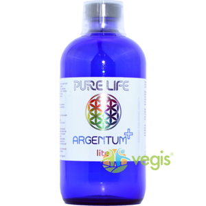 Argint coloidal Argentum LITE 5ppm 480ml imagine