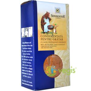 Sare Condimentata pentru Gratar Ecologica/Bio 100g imagine