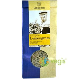 Ceai Lemongrass BIO 80gr imagine