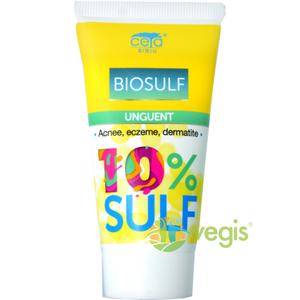 Biosulf Unguent cu Sulf 10% 50g imagine