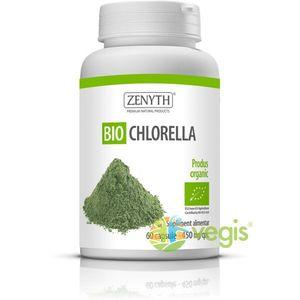 Chlorella 450mg Ecologica/Bio 60cps imagine