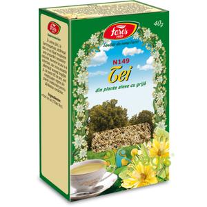 Ceai din Flori de Tei (N149) 40g imagine