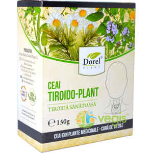 Ceai Tiroido Plant 150g imagine