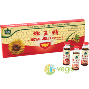 Royal Jelly 300mg 10 fiole*10ml imagine