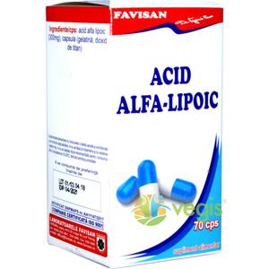 Acid Alfa Lipoic imagine
