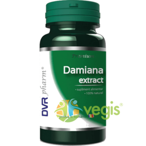 Damiana Extract 60cps imagine