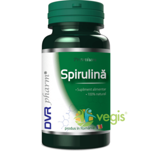 Spirulina 60cps imagine