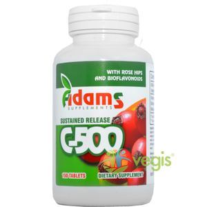 Vitamina C 500mg Macese 150tb imagine