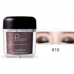 Pigment Machiaj Ochi #19 Pudaier - Glamorous Diamonds imagine