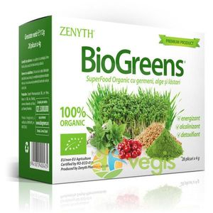 BioGreens 28plicuri imagine