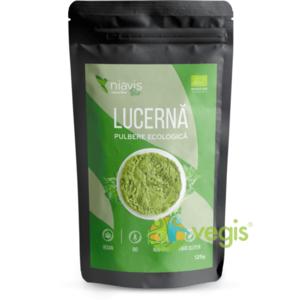 Lucerna (Alfalfa) Pulbere Ecologica/Bio 125g imagine