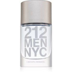Carolina Herrera 212 NYC Men eau de toilette pentru barbati 30 ml imagine