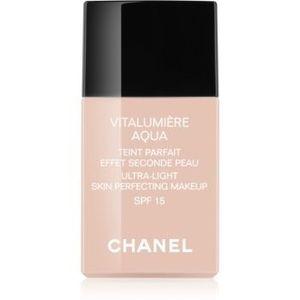 Chanel Vitalumière Aqua make-up ultra light pentru o piele radianta imagine