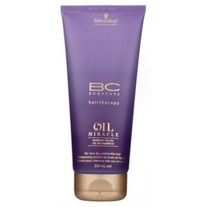 Schwarzkopf Professional BC Bonacure Oil Miracle Barbary Fig Oil sampon regenerator pentru par foarte uscat si deteriorat imagine