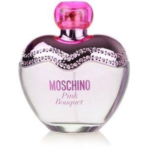 Moschino Pink Bouquet eau de toilette pentru femei 100 ml imagine