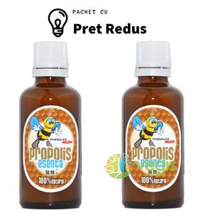 Propolis Esenta 50ml Pachet 1+1 imagine