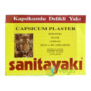 Plasture Antireumatic cu Ardei Iute Sanitayaki 17X12cm imagine