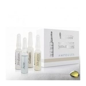 Cosmetica Afrodita - Fiole ACNE VITA DERMA 5 fiole a 1, 5 ml imagine