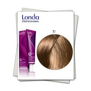 Vopsea Permanenta - Londa Professional nuanta 7/ blond mediu natural imagine