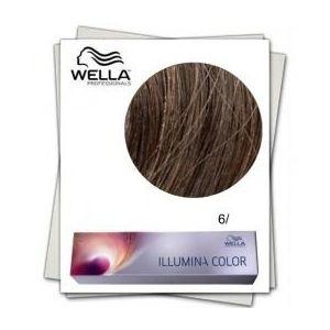 Vopsea Permanenta - Wella Professionals Illumina Color Nuanta 6/ blond inchis imagine