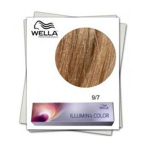 Vopsea Permanenta - Wella Professionals Illumina Color Nuanta 9/7 blond luminos maro imagine
