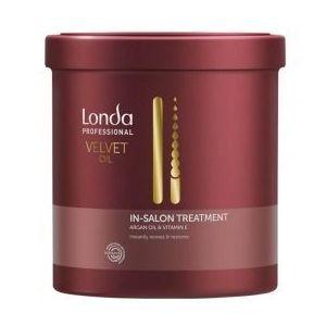 Masca Tratament cu Ulei de Argan - Londa Professional Velvet Oil Treatment 750 ml imagine