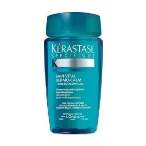 Sampon Calmant Scalp Sensibil - Kerastase Specifique Bain Vital Dermo-Calm Shampoo 250 ml imagine
