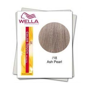 Nuantator fara Amoniac - Wella Professionals Color Touch Relights Blonde nuanta /18 imagine