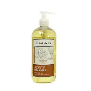 Ulei Relaxant pentru Masaj - Uman Relaxing Massage Oil, 500ml imagine