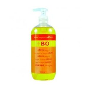 Ulei Masaj Corporal cu Argan - +B.O Argan Body Oil 500 ml imagine