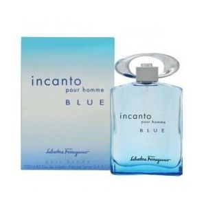 Apa de Toaleta Salvatore Ferragamo Incanto Blue pour Homme, Barbati, 100ml imagine