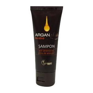 Sampon Farmec Argan Plus cu Keratina, 40ml imagine