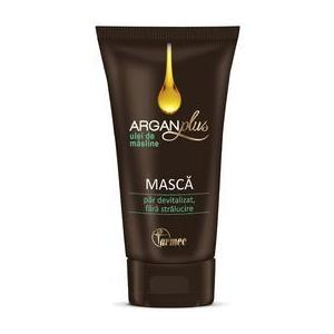 Masca Farmec Argan Plus cu Ulei de Masline, 150ml imagine